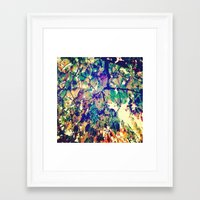 Été Framed Art Print