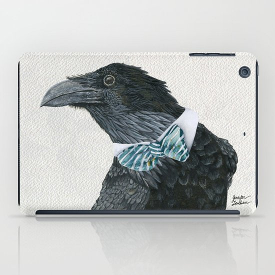Raven Croft iPad Case