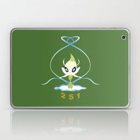 #251 Celebi ~ NATURE Laptop & iPad Skin