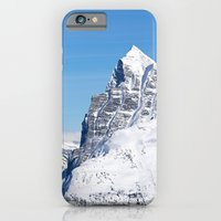 Rocky Mountain - Roger's Pass, BC iPhone 6 Slim Case