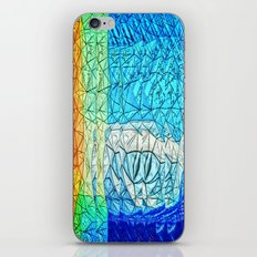 Creature from the Deep 2 iPhone & iPod Skin