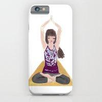 Yoga Girl iPhone 6 Slim Case