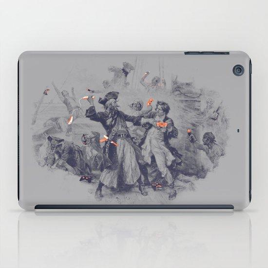 Epic Battle iPad Case