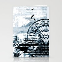 Point Of No Return - Mag… Stationery Cards