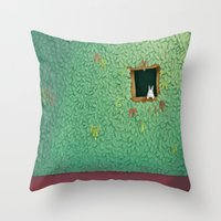 No Wifi Throw Pillow