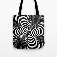 Hypnotizing Tote Bag