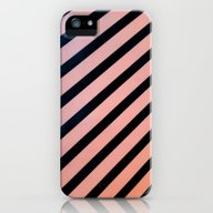Lines Out iPhone (5, 5s) Slim Case