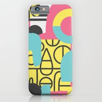 iPhone & iPod Case featuring Collusion by Wilmer Murillo