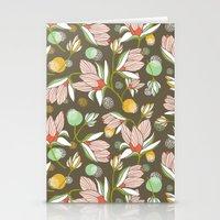 Magnolia Blossom Stationery Cards