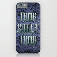 Haunted Mansion - Tomb S… iPhone 6 Slim Case