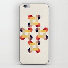 'round and 'round  iPhone & iPod Skin