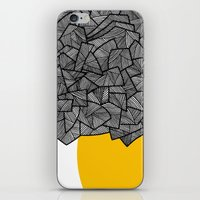 - burn - iPhone & iPod Skin