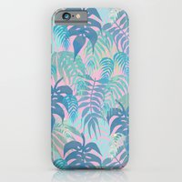 iPhone & iPod Case featuring LOST - Pastel by Schatzi Brown