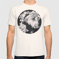 Enraptured Mens Fitted Tee Natural SMALL