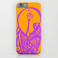 iPhone Cases featuring INK#4 Drive me to the sunset by bravo la fourmi