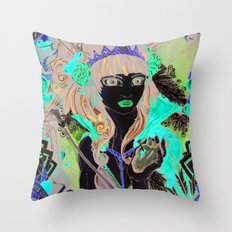 Owner of a Lonely Heart Throw Pillow