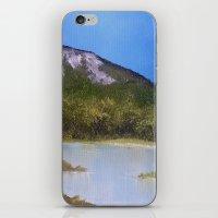 Mountain Lake I iPhone & iPod Skin