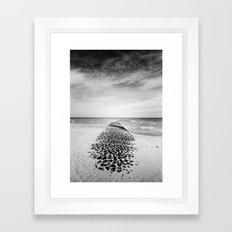 Seawards Framed Art Print