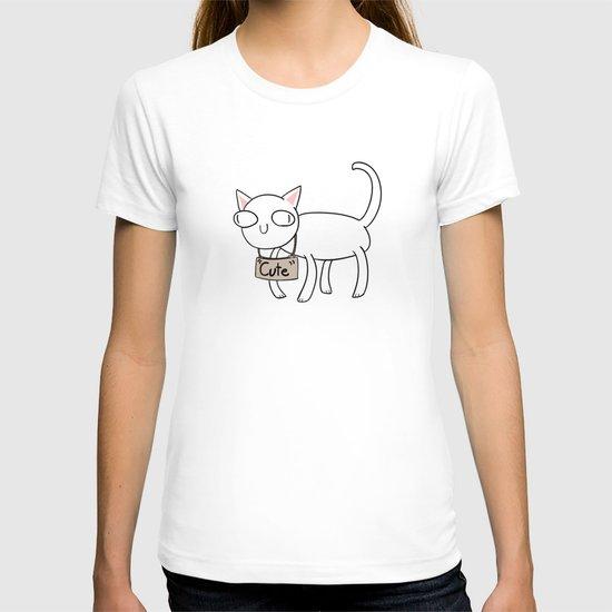 """Cute"" T-shirt"