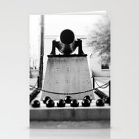 Staring down the barrel... Stationery Cards