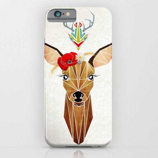 biche oh ma biche ! iPhone & iPod Case