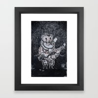 Open season Framed Art Print