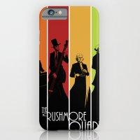 The Mt. Rushmore Quartet iPhone 6 Slim Case