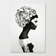 Canvas Print featuring Marianna by Ruben Ireland