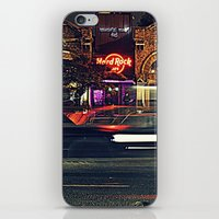 Hard Rock Cafe iPhone & iPod Skin
