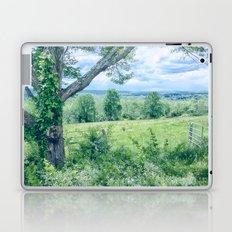 Never Ending Field Laptop & iPad Skin