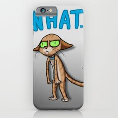 WHAT cat iPhone 6s Slim Case
