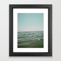 September sessions Framed Art Print