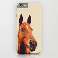 iPhone & iPod Case featuring Horse of Eagle Crest  by Jo Bekah Photography & Design