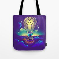 Light Flight Tote Bag