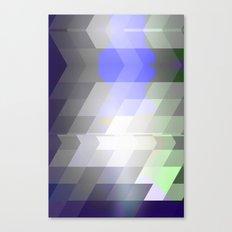 Slant Fade Canvas Print