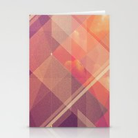 Colorful abstract_1 Stationery Cards