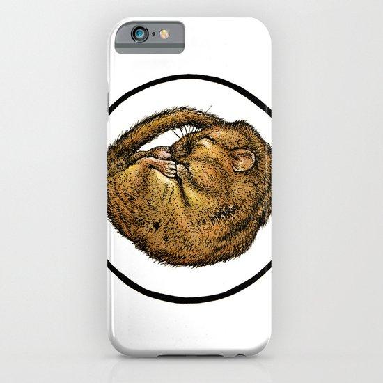 Dormouse iPhone & iPod Case