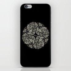 Peace Poppy iPhone & iPod Skin