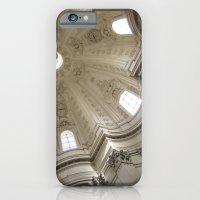 iPhone & iPod Case featuring Borromini's Sant'Ivo by Melinda Zoephel