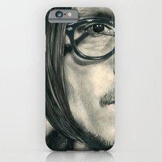 Secret Window Traditional Portrait Print Slim Case iPhone 6s