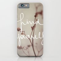 iPhone & iPod Case featuring Find Yourself by Galaxy Eyes