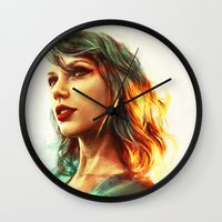 When The Sun Came Up Wall Clock