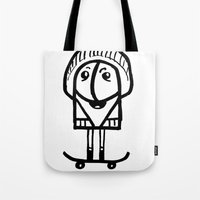 Plain And Simple Tote Bag