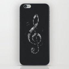 Rock Music iPhone & iPod Skin