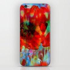 Simple as flowers iPhone & iPod Skin