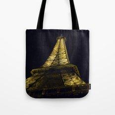Eiffel Tower @ Night Tote Bag