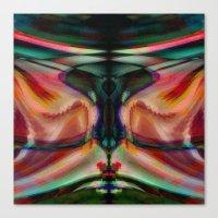 Funkosphere Canvas Print