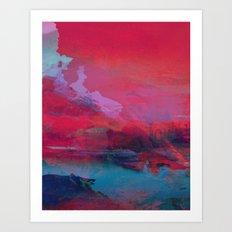 Untitled 20150726s Art Print