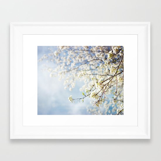 The Day Flew Away Framed Art Print