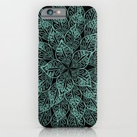 iPhone & iPod Case featuring emerald by Sproot